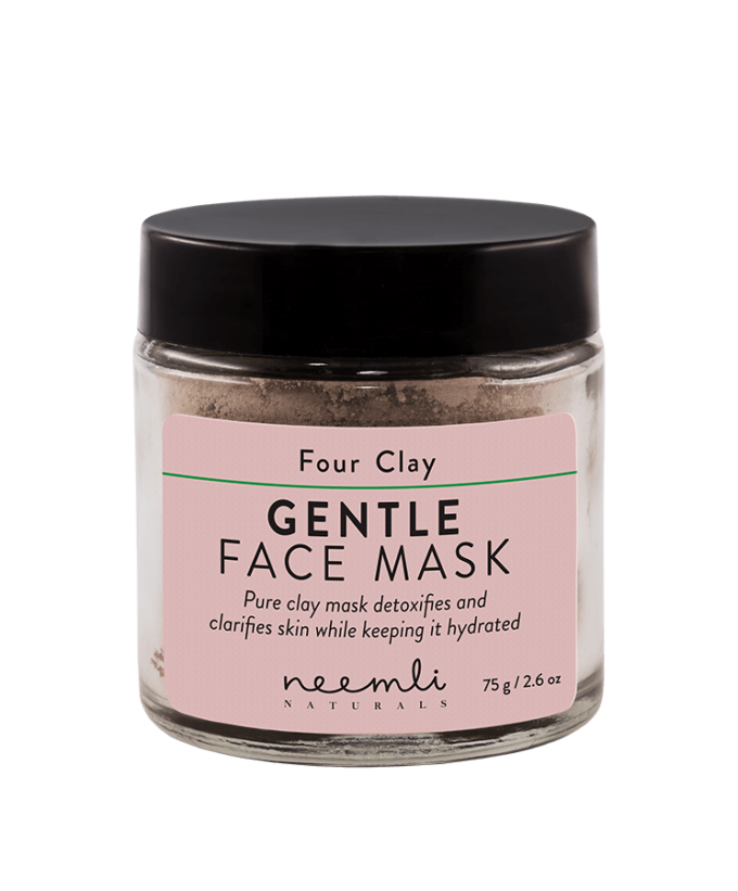 Neemli Four Clay Gentle Face Mask