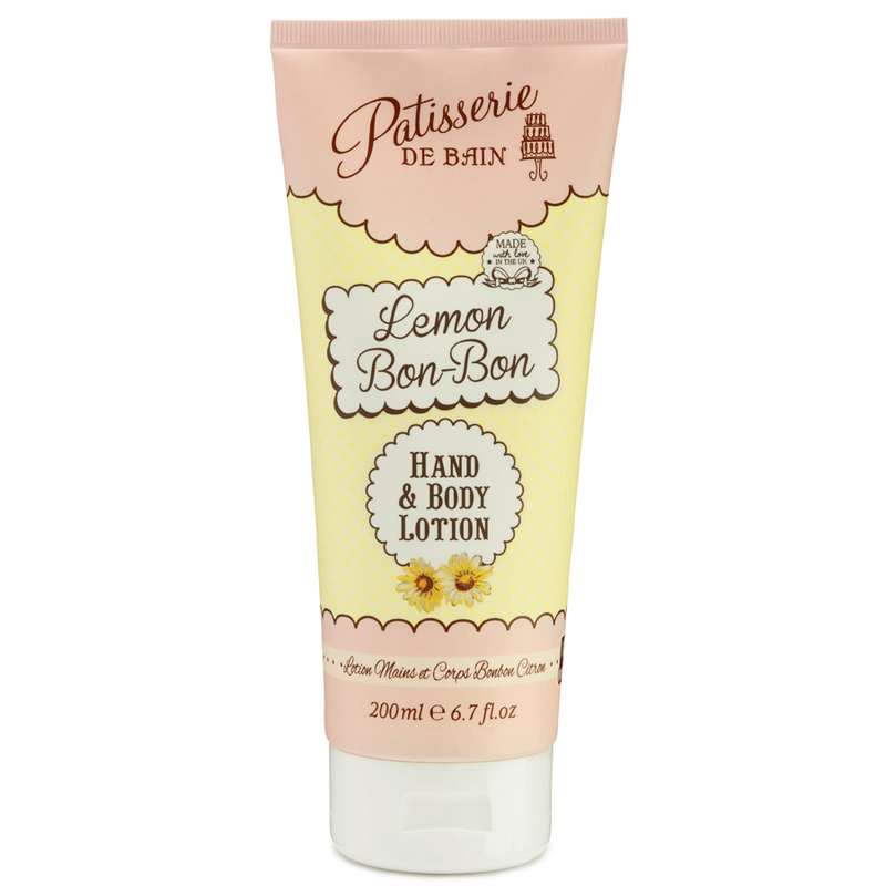 LEMON BON BON HAND & BODY LOTION