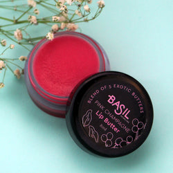 Basil Skincare Pink Champagne Lip Butter