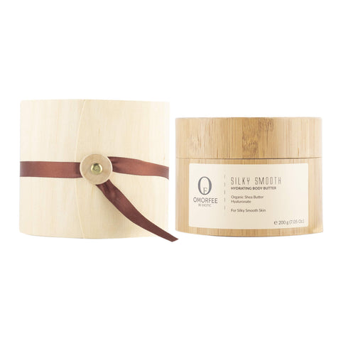 Omorfee Silky Smooth Hydrating Body Butter