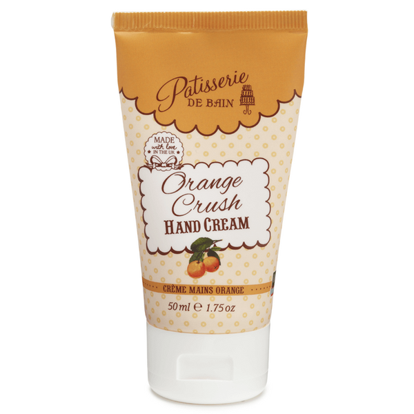 ORANGE CRUSH HAND CREAM 50ML TUBE