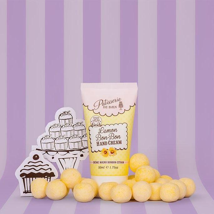 LEMON BON BON HAND CREAM 50ML TUBE