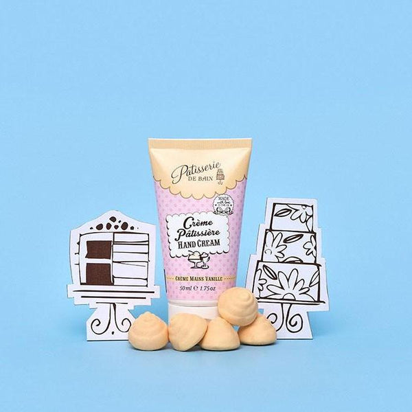 CRÈME PATISSIERE HAND CREAM 50ML TUBE