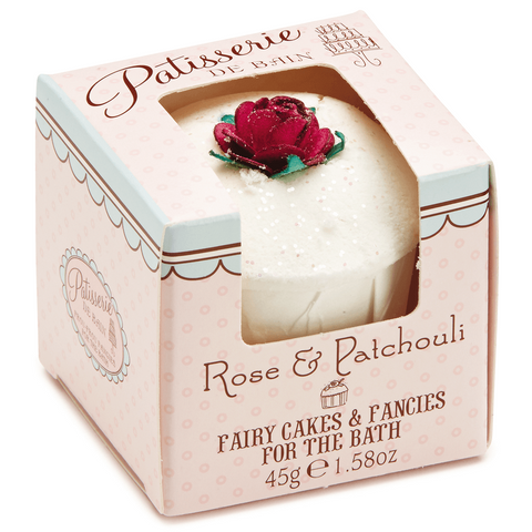 ROSE & PATCHOULI BATH FANCY