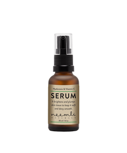 NEEMLI HYALURONIC & VITAMIN C SERUM