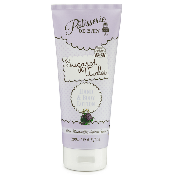 SUGARED VIOLET HAND & BODY LOTION