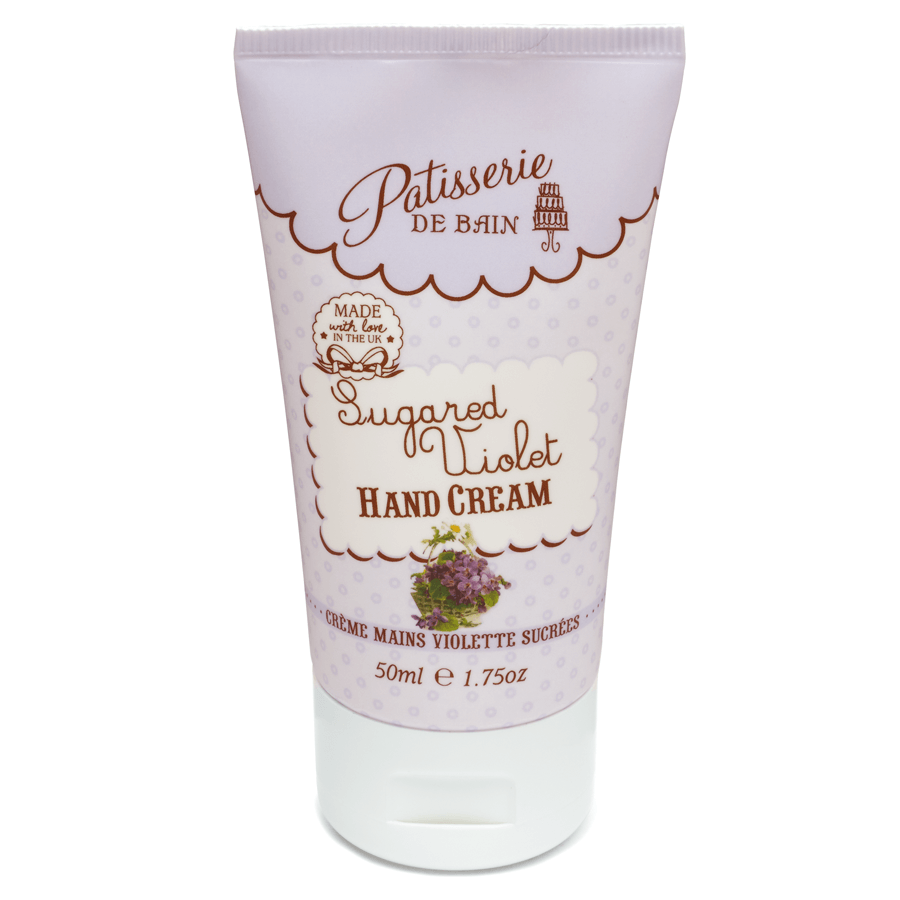 SUGARED VIOLET HAND CREAM 50ML TUBE