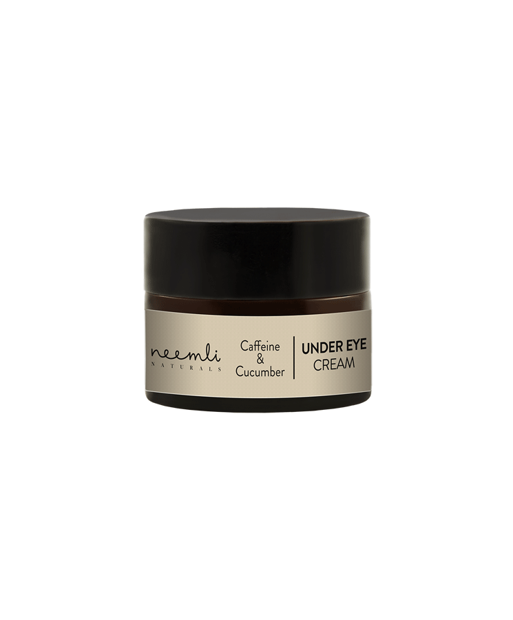 NEEMLI CAFFEINE & CUCUMBER UNDER EYE CREAM