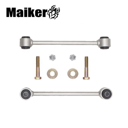 2007-2017 2.5inch Rear Balance Bar Stabilizer Link For Jeep Wrangler Jk 4x4 Offroad Accessories