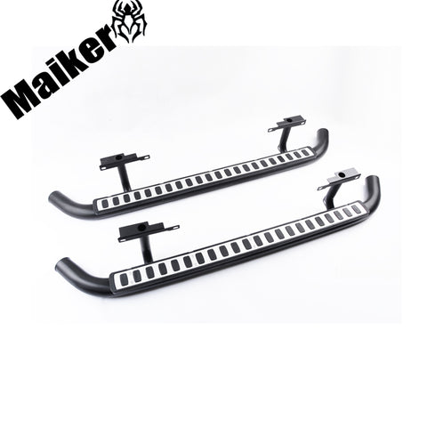 4 Doors Side Step Running Board For Land Rover Defender Accessories Nerf Side Step Bar From Maiker
