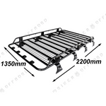 4x4 Accessories Luggage Rack For Land Rover Defender Roof Rack