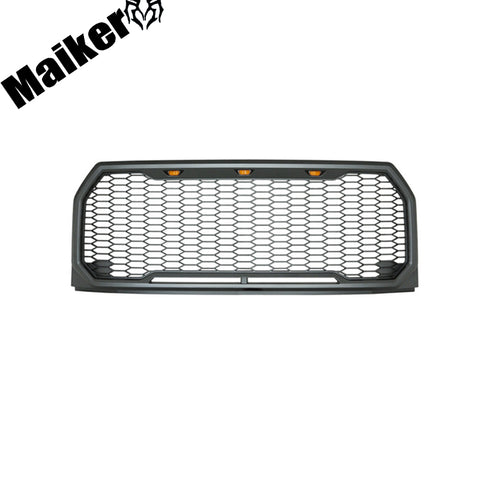 4x4 Pick Up Grille For F150 Front Grille Accessories 2015-2017 From Maiker