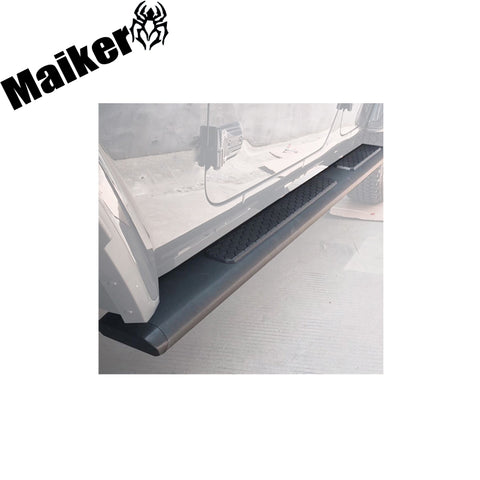 Aluminum Side Step Running Board For Jeep Wrangler Jl Accessories From Maiker