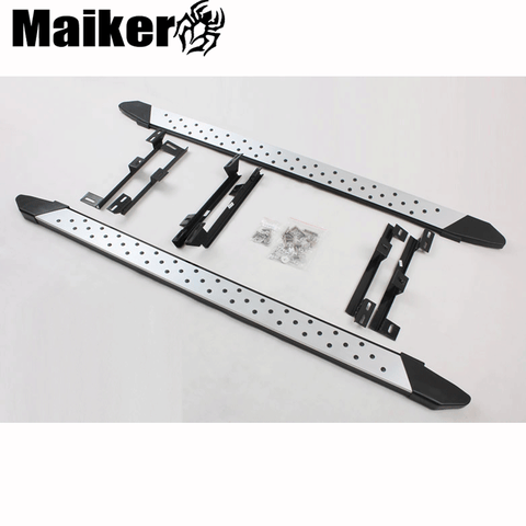 Auto parts front & rear bumper guard roof rack car chrome accessories for jeep compass MK 2011+