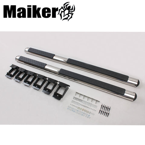 Auto parts side step bar For Jeep Grand Cherokee 11-14 side bar running board for jeep from Maiker