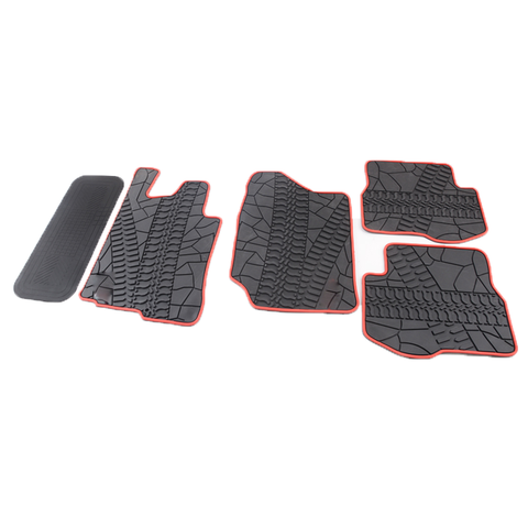 Automatic Floor mats decoration Car mats for Suzuki parts car parts