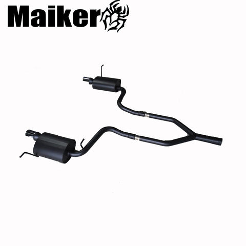 Exhaust tip for jeep grand cherokee accessories muffler tip for jeep exhaust system from Maiker