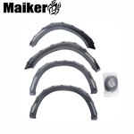 Fender flare auto parts mud guard for Dodge Ram 1500 accessories 09-17 from Maiker