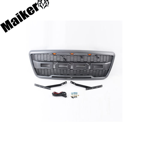 Font Grille For F150 Abs Grille 4x4 Accessories 2004-2008
