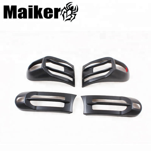 Headlamp Cover Auto Accessories for FJ Cruiser led headlight cover