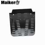 High quality engine hood radiator cover For Jeep wrangler JK 07+ engine shield offroad accessories from Maiker