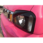 Hight Quality Abs Headlamp Cover For Suzuki Jimny Accessories 4x4 Offroad Light Cover