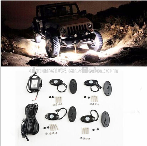 Hotsale poilot light Auto Classic LED light for Jeep Wrangler JK accessories