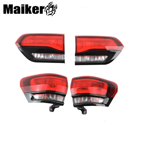 LED rear light for Jeep grand cherokee accessories auto parts taillamp boay kits rim
