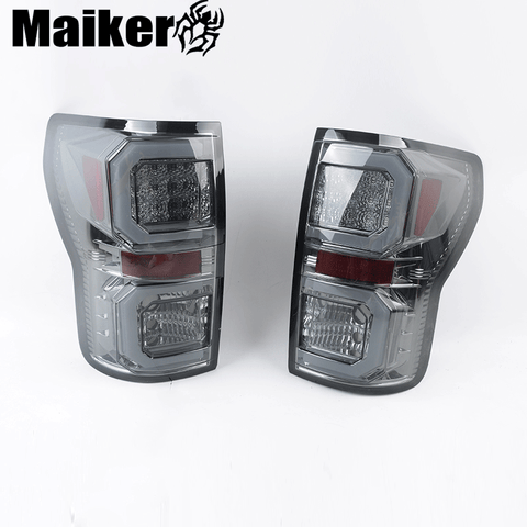 LED tail lamp For Tundra 07-13 LED rear lighting For Tundra accessories from Maiker