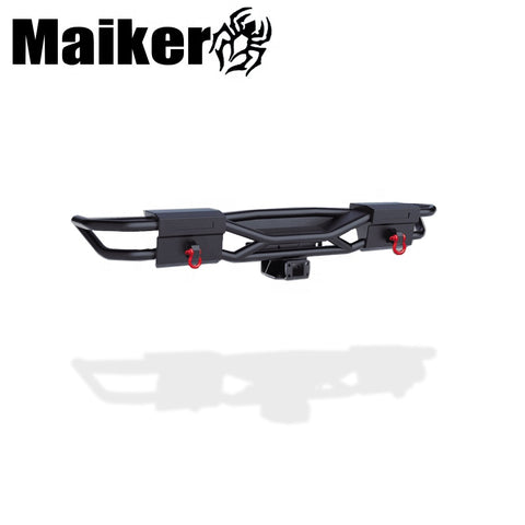 New Cobra Bumper From Maiker For Jeep Jk Rear Bumper Body Parts For Wrangler Jl Steel Aluminum Back Bumper