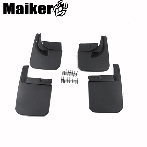 New items fender mud guard for Jeep Wrangle JL  2018 car accessories from Maiker