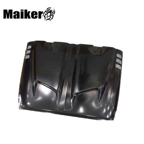 Off Road Engine Hood Cover For Jeep Wrangler Jk Bonnet Parts Hood From Maiker