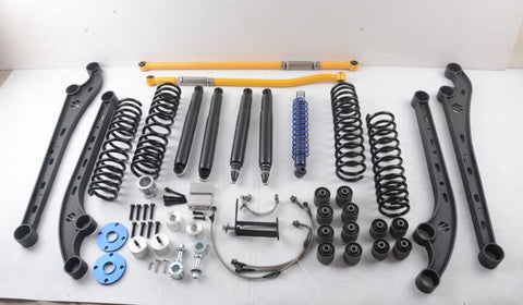 3 inch lift kits for Suzuki Jimny 2007+