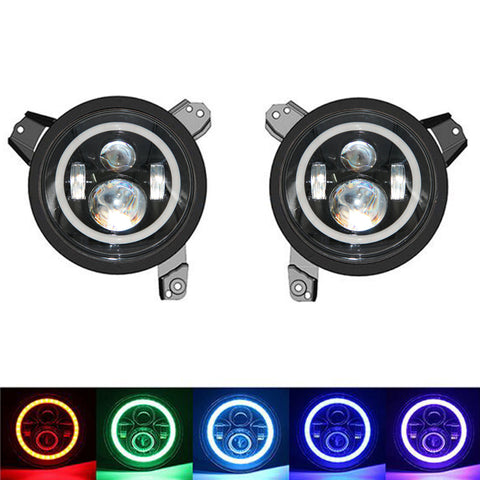 RGB  LED Light for  jeep wrangler JL  auto light auto accessories