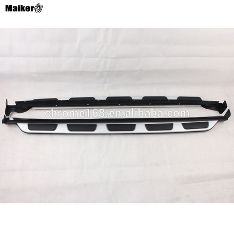 Running Board For Audi Q7 Accessories Side Step Bar For Q7 Aluminum Side Step