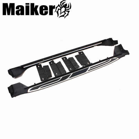 SUV accessories aluminium side step bar For Jeep Grand Cherokee 11+ running board for jeep