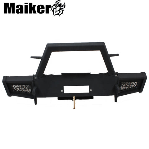 Steel Front Bumper Guard For Jeep Wrangler Jk 07-17 Off Road Parts For Jk