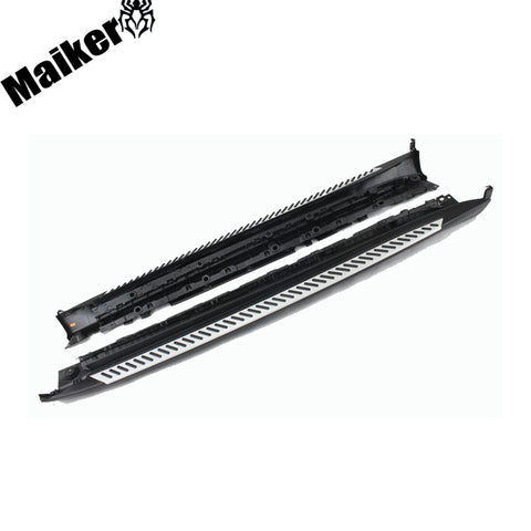 Suv Original Type Aluminum Running Board For Bmw X5 F15 2014+ Side Step Accessories From Maiker