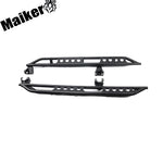 Three tubes  side step running board for Jeep wrangler JL size bar  accessories nerf bar from maiker