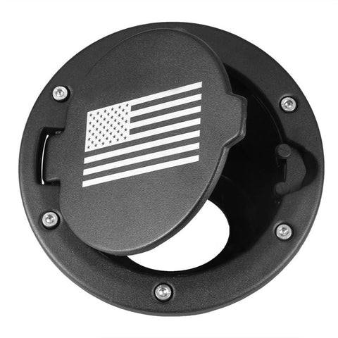 Filler Fuel Tank Cover Gas Cap for Jeep wrangler jk