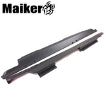 side skirts auto accessories for jeep wrangler 4 doors from maiker