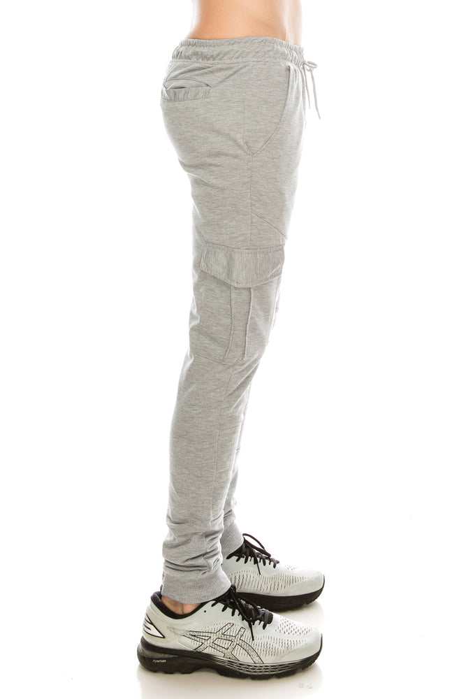 Brooklyn Xpress Mens Slim-Fit Fleece Joggers