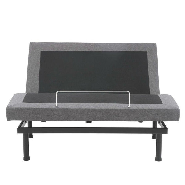Twin XL Adjustable Platform Bed Frame with Wireless Remote and Massage