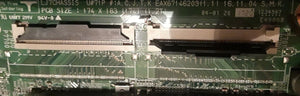 LG 49UJ6200 Main Board ( EAX67146203(1.1) ) - Science On Supply