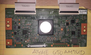 Atyme 650AM7UD T-con Board ( e88441 mv-0S lmc650f j12-w ) - Science On Supply