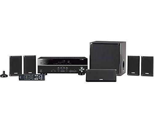 Yamaha 5.1-Channel Home Theater in a Box System with Bluetooth - Science On Supply