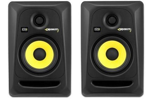 KRK RP5G3- 59107 NA Rokit 5 Generation 3 Powered Studio Monitor - Pair - Science On Supply