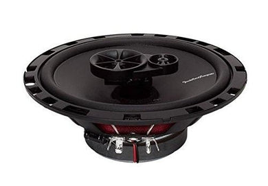 Rockford Fosgate R165X3 Prime 6.5-Inch Full-Range 3-Way Coaxial Speaker - Set of 2 - Science On Supply