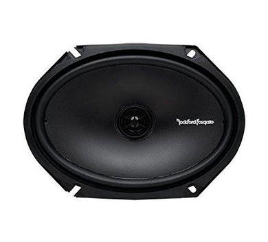 Rockford R168X2 Prime 6 x 8 Inches Full Range Coaxial Speaker, Set of 2 - Science On Supply
