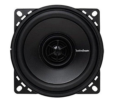 Rockford Fosgate R14X2 Prime 4-Inch Full Range Coaxial Speaker - Set of 2 - Science On Supply